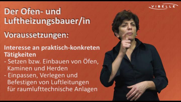 Ofen- und Luftheizungsbauer (m/w)