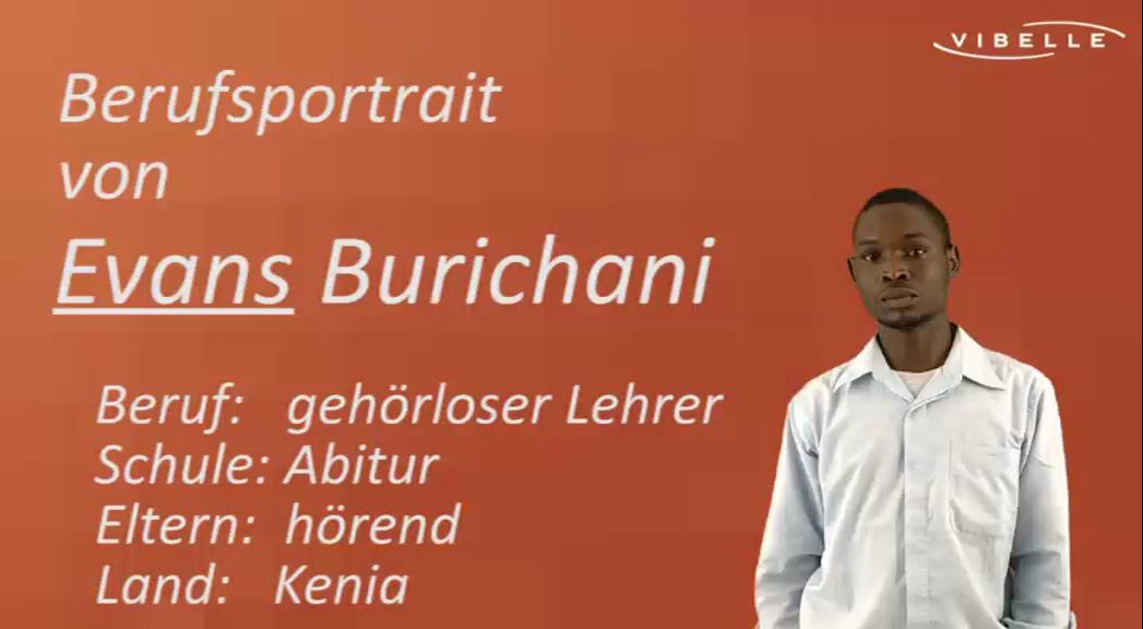 Evans Burichani