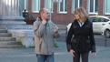 Horst Sieprath und Isa Werth