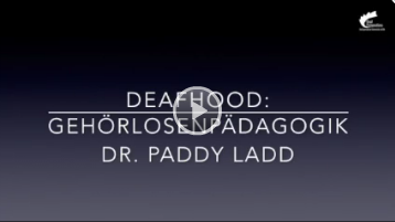 deaf perspectives-paddy ladd