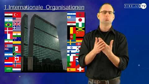 Int. Organisationen