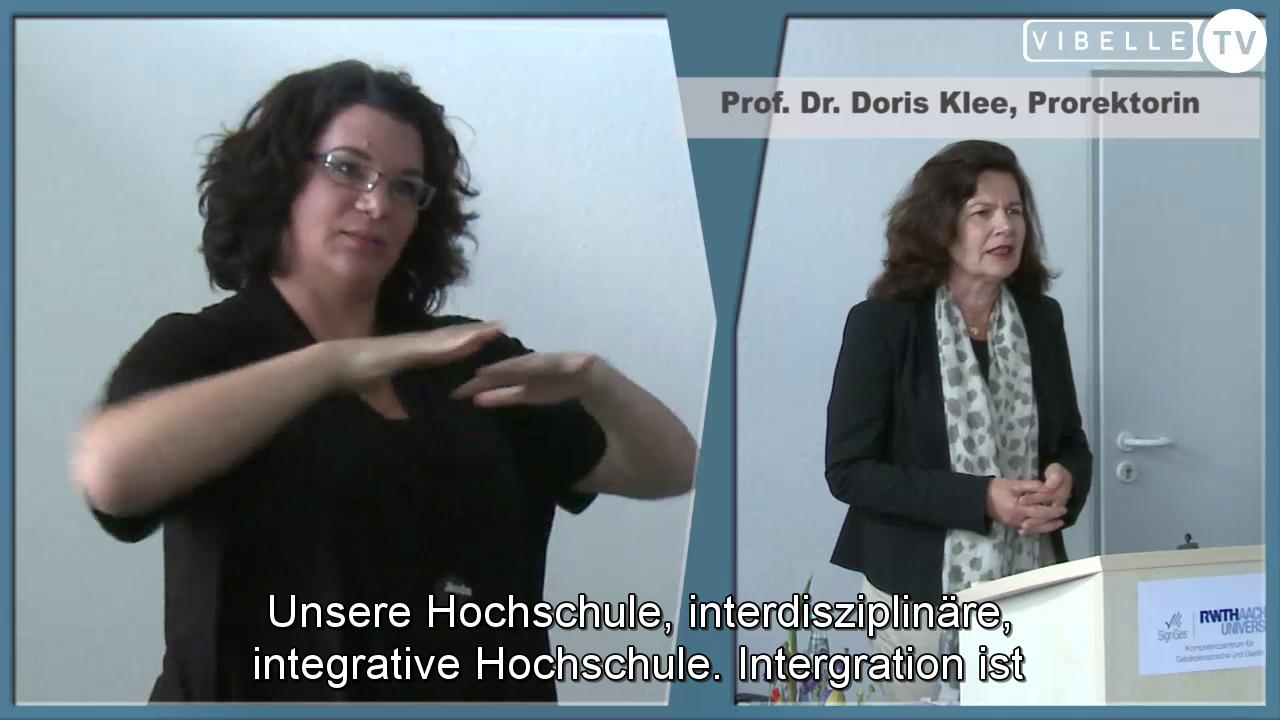 Prorektorin der RWTH Aachen