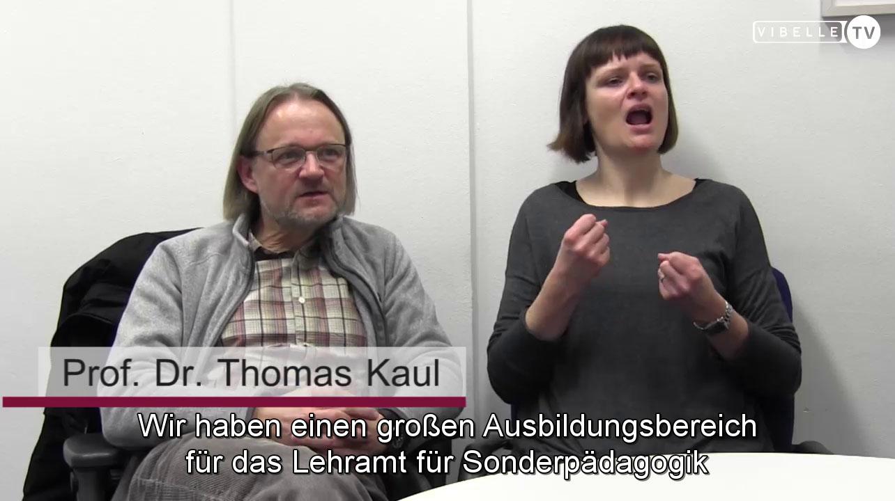 Prof. Thomas Kaul