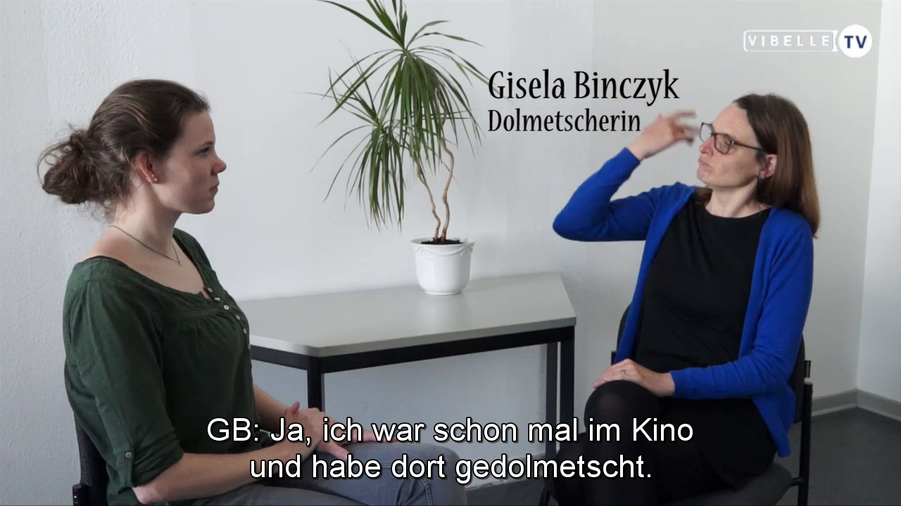 Interview: Gisela Binczyk