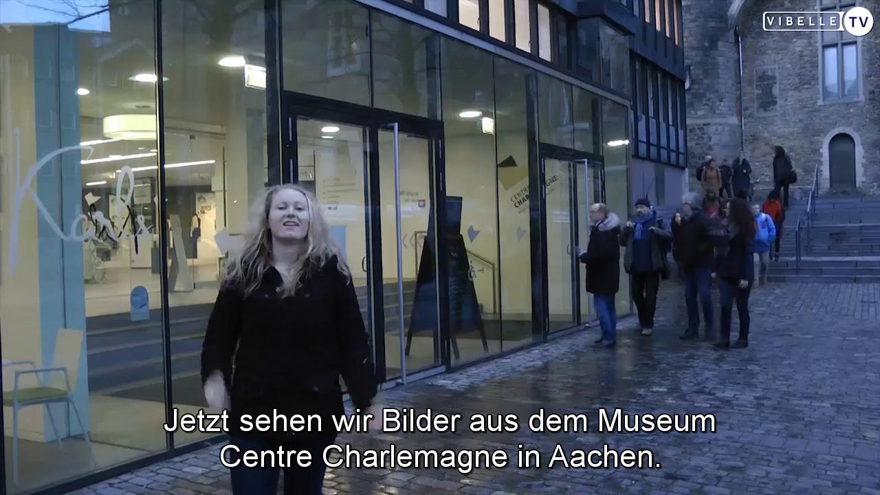 Abendprogramm: Centre Charlemagne
