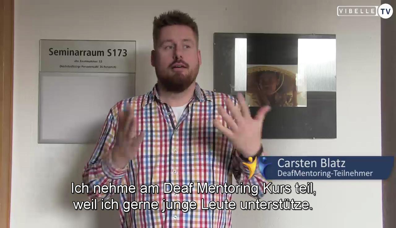 Carsten Blatz, Teilnehmer