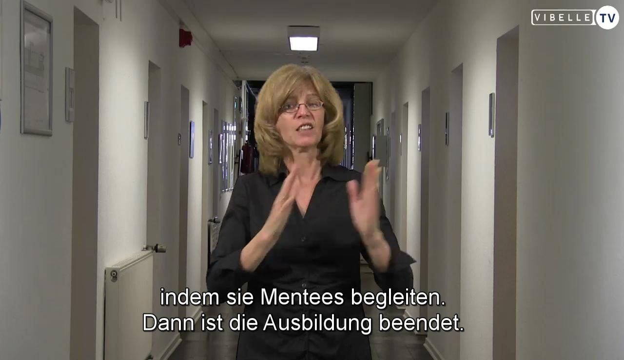 Isa Werth - Kommende DeafMentoring Termine