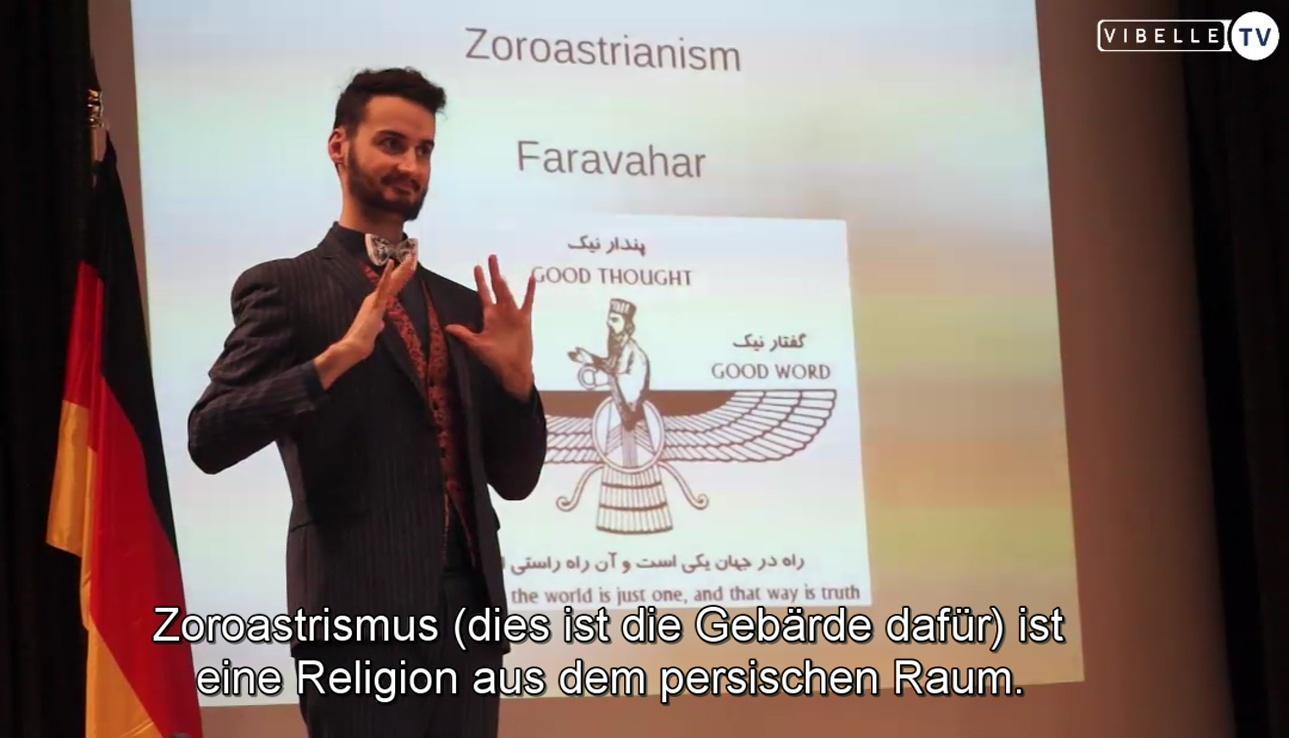 Ardavan Guity - Zoroastrismus
