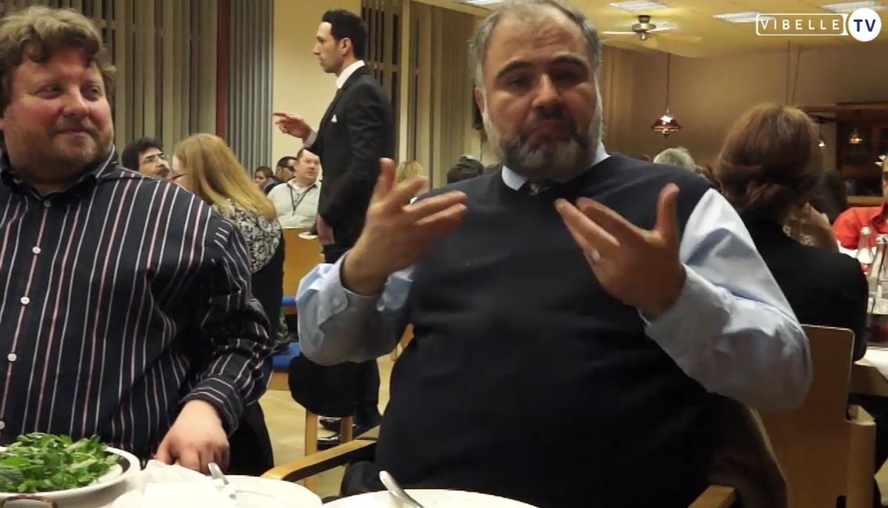 Im Interview - Abbas Ali Behmanesh