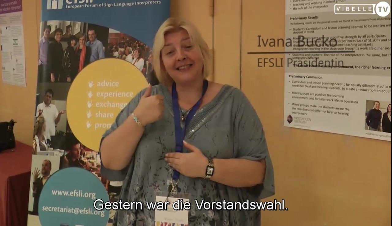 Ivana Bucko - Die neue Präsidentin