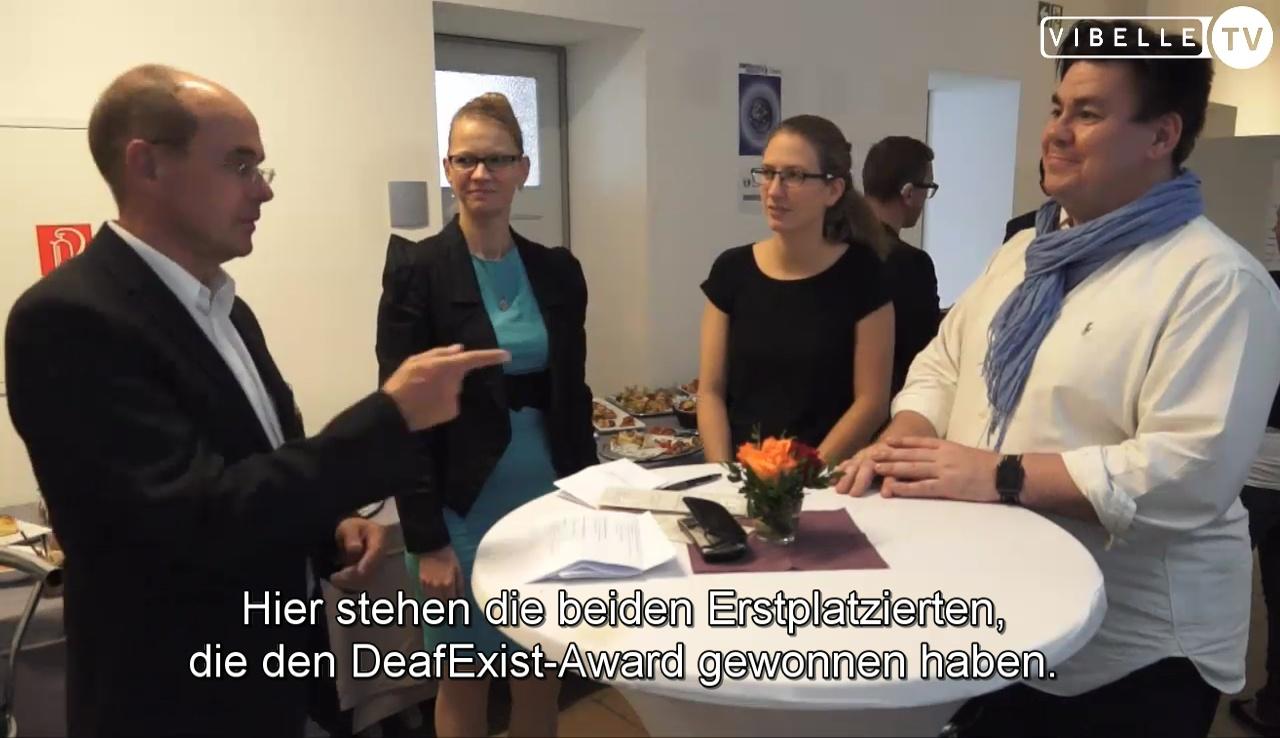 Interview mit den Siegern des DeafExist-Award 2016