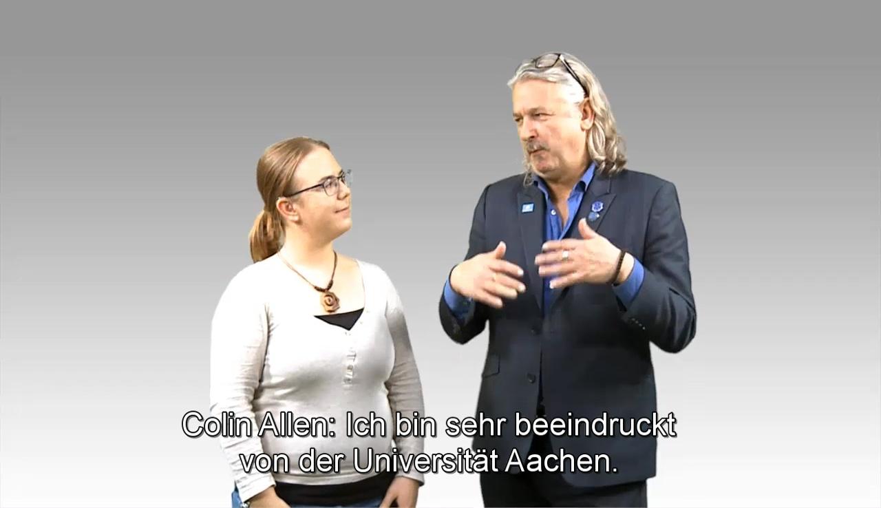 Interview Colin Allen