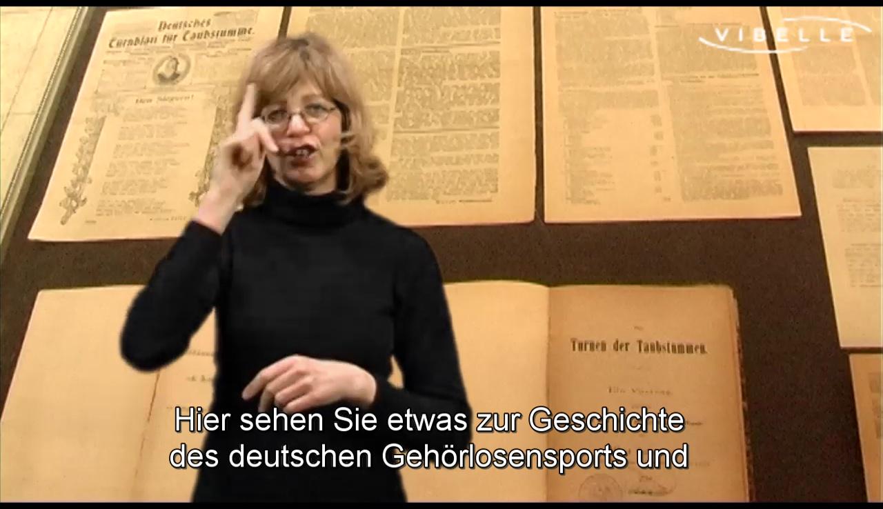 100 Jahre Deutscher Gehörlosensportverband