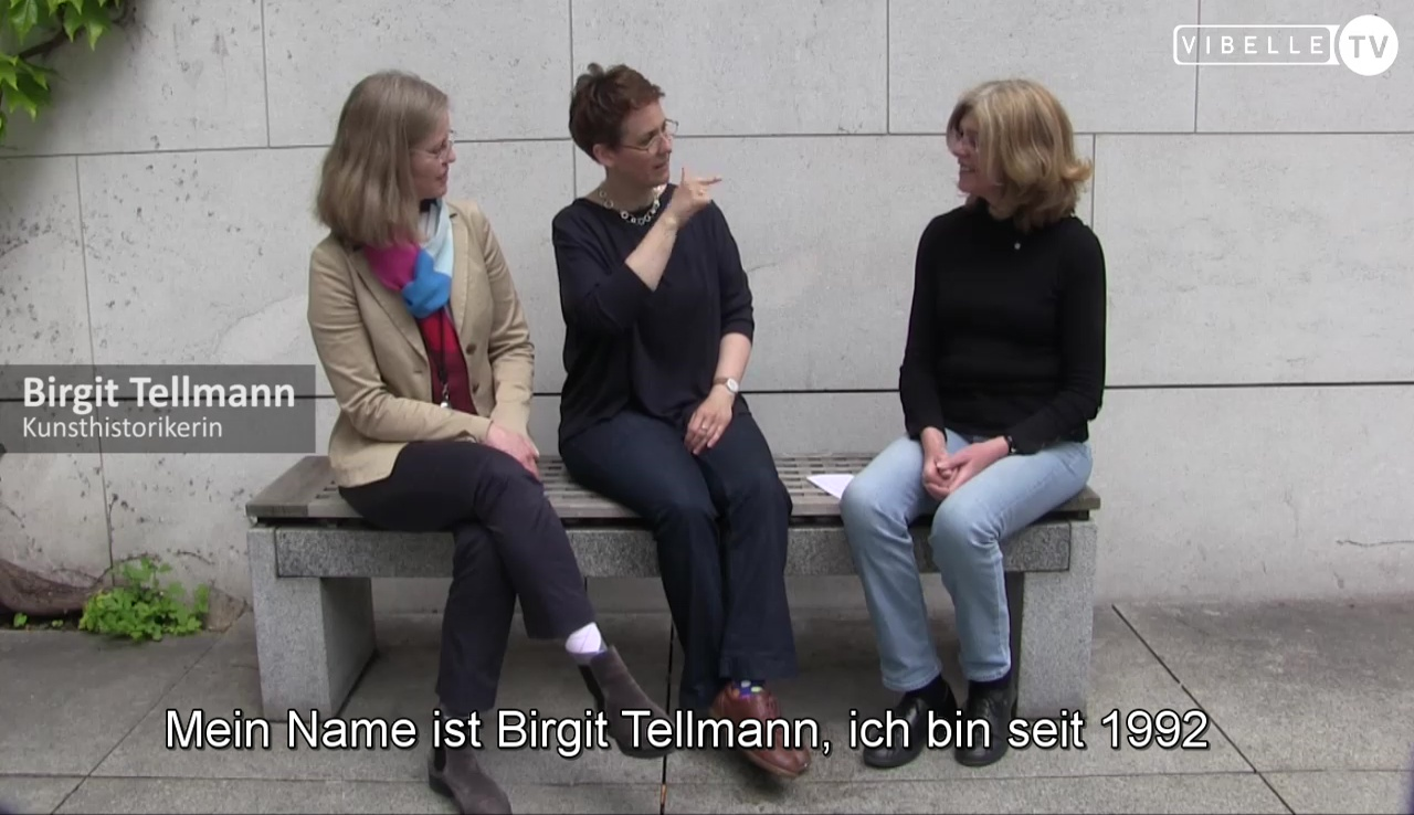 Interview: Birgit Tellmann, Kunsthistorikerin