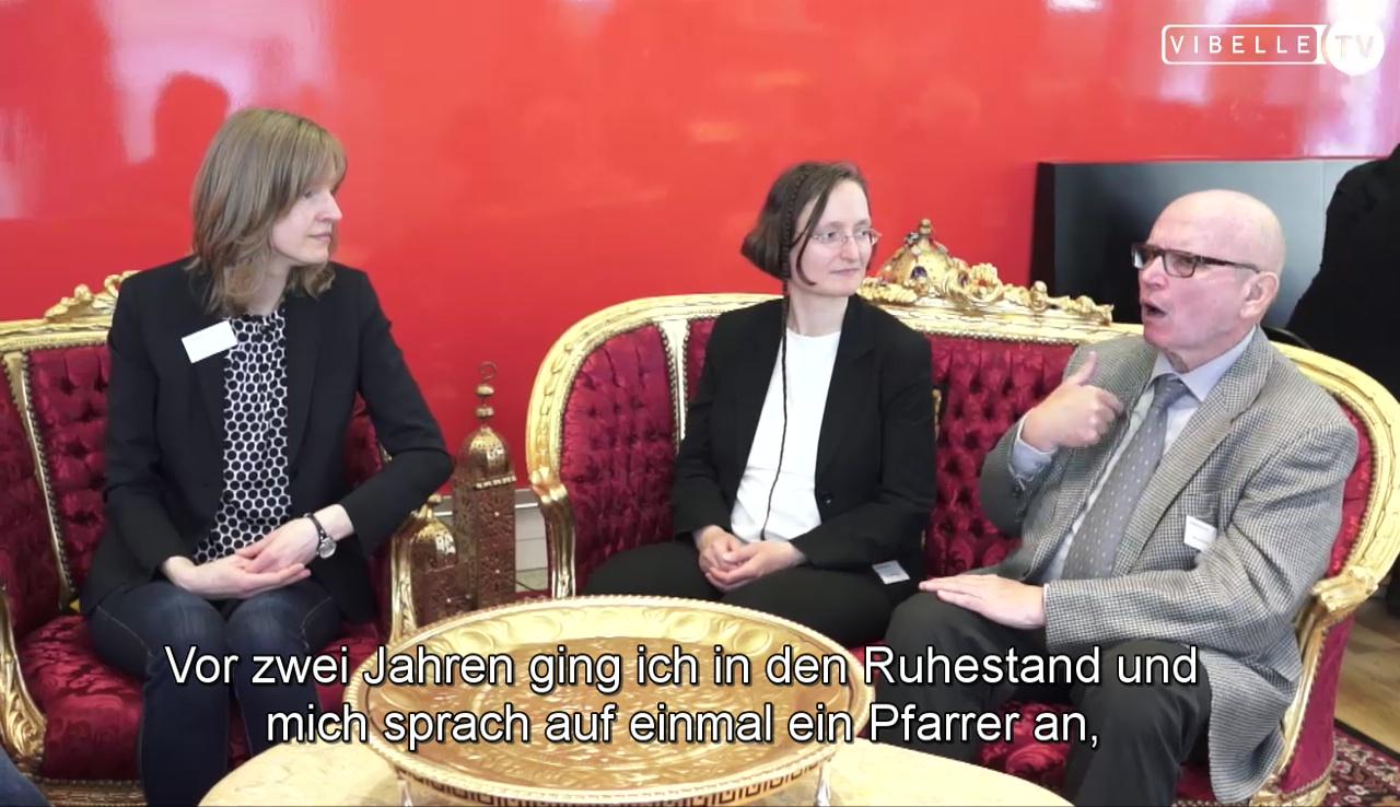 Interview: Taube Kunstvermittler/-innen der Bundeskunsthalle Bonn