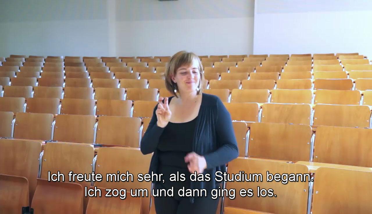 Franzi Schult: Mein Einstieg ins Studium