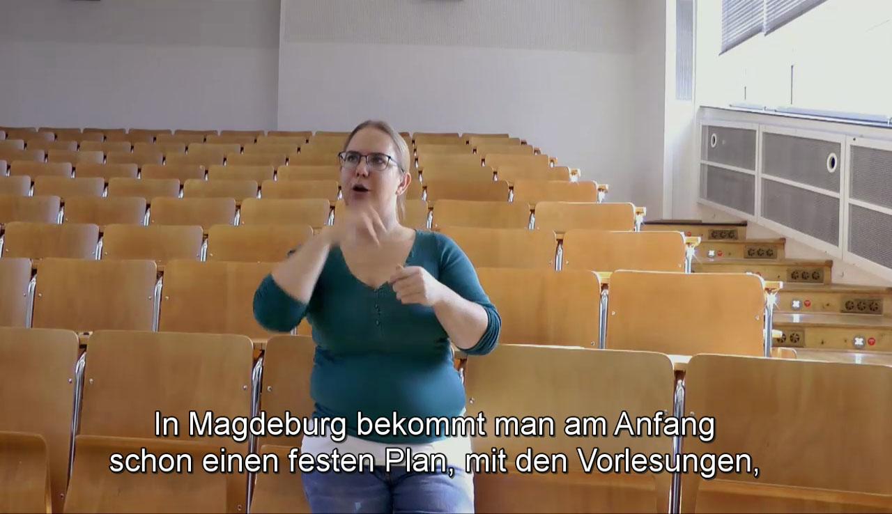 Lisa Schuler: Bachelor und Master