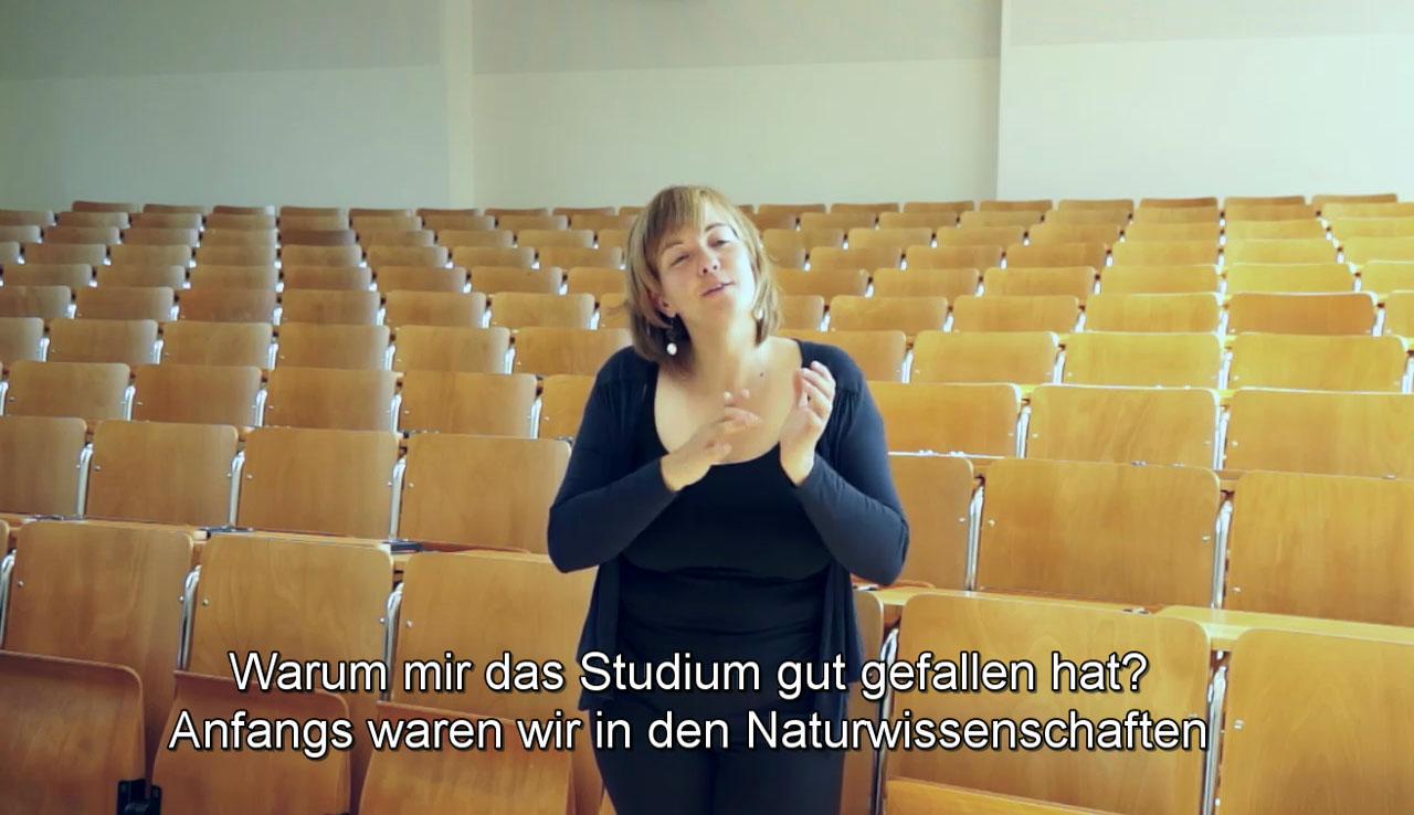Franzi Schult: Wie war Dein Studium?