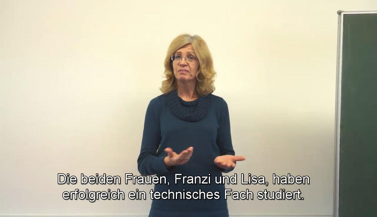 Was machen Franzi und Lisa heute?