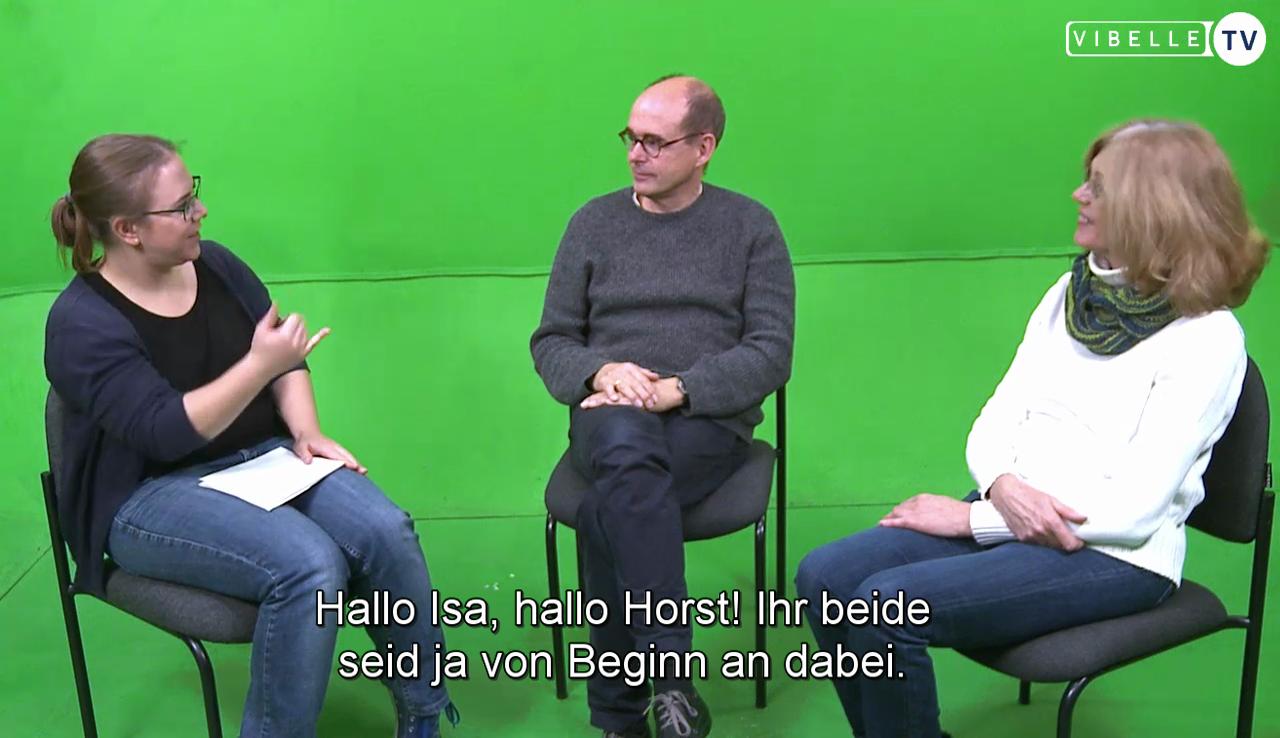 Interview mit Isa Werth und Horst Sieprath